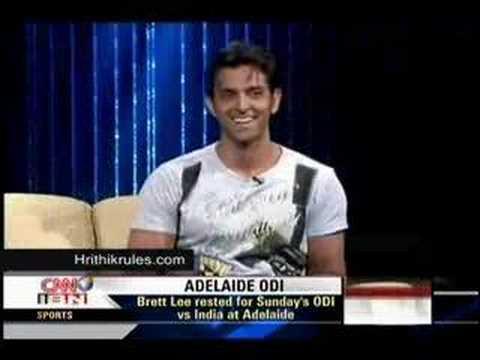 Interview with Hrithik, Ash & Ashutosh - Part 1