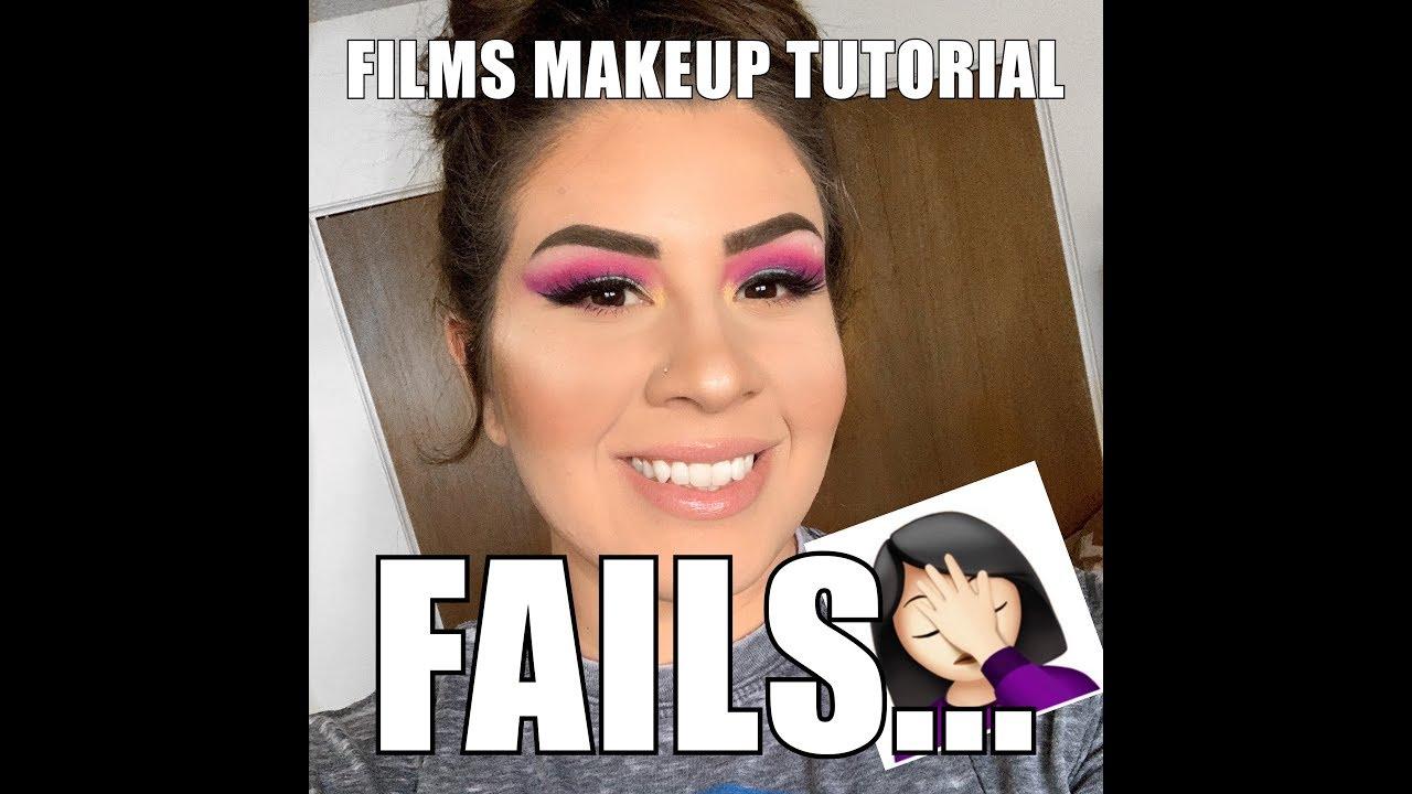 The Worst Makeup Tutorial You