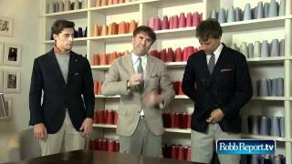 Fall Fashion with Brunello Cucinelli