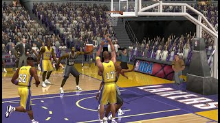 NBA Live 2003 PC Gameplay HD