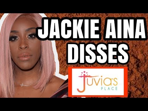 JACKIE AINA DISSES JUVIA'S PLACE OVER CONTROVERSIAL EMAILS EXPOSED thumbnail