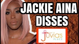JACKIE AINA DISSES JUVIA'S PLACE OVER CONTROVERSIAL EMAILS EXPOSED