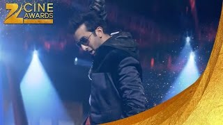 Zee Cine Awards 2012 Ranbir Kapoor's Dance Performance