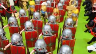 Playmobil: Mega Roman Fort (Grande Forte Romano)