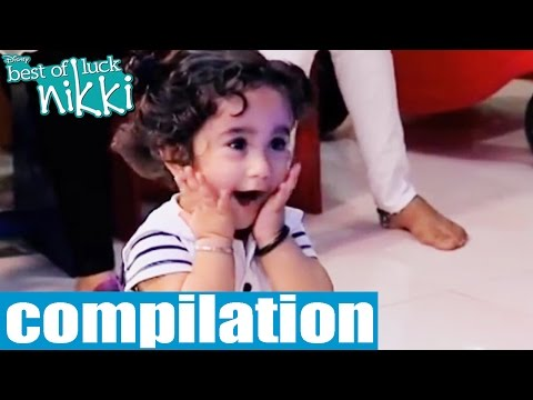 Best Of Luck Nikki | Episodes 16-18 Compilation | Season One | Disney India