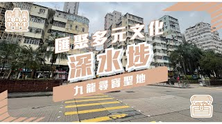 Publication Date: 2021-03-18   Video Title: 【深水埗】匯聚多元文化 九龍尋寶勝地