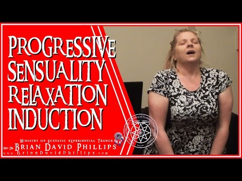 Progressive Sensuality Hypnotic Induction