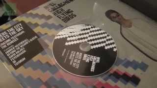Unboxing NGFHB Where The City Meets The Sky Double EP Vinyl