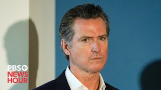WATCH: California Governor Gavin Newsom gives coronavirus update -- April 9, 2020
