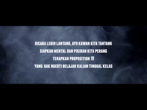 R.E.P ft Anindya Dimas - Legalisasi (video lyric)