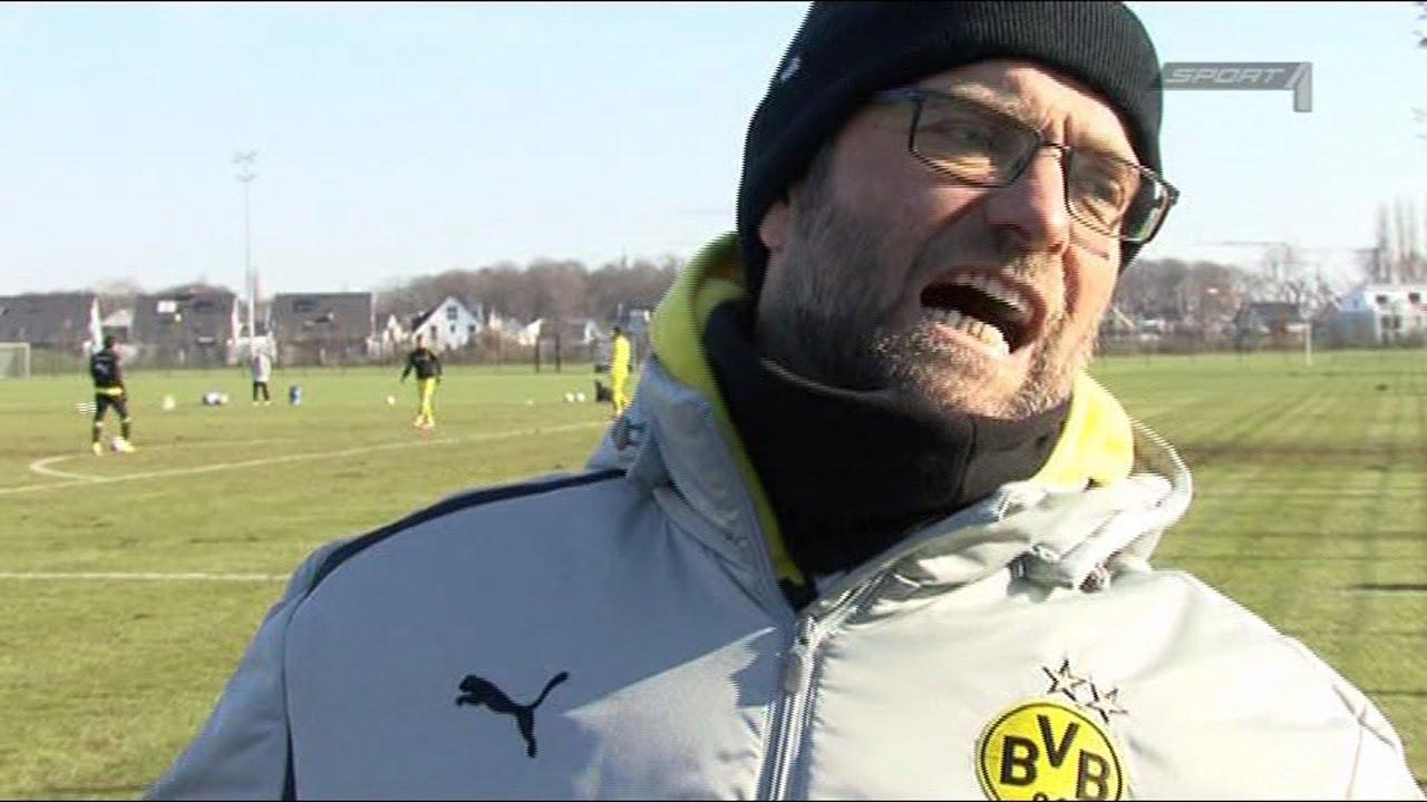 """Klopp schockiert über van der Vaart - """"Das ist der schlechteste Satz, den ich je gehört hab"""""""