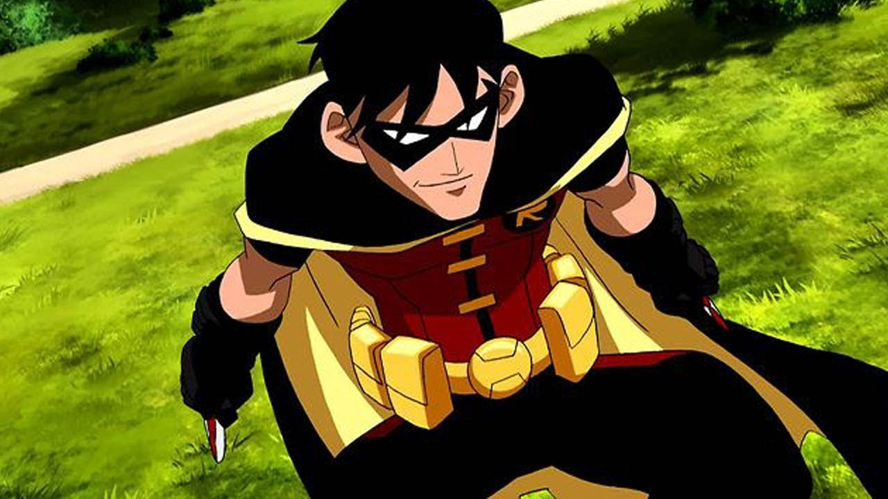 Top 10 Kickass Robin Moments in Young Justice Cartoons