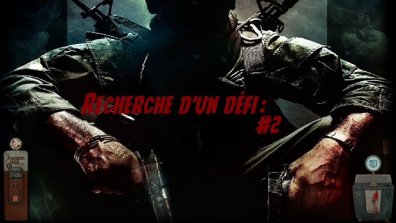 call of duty black ops : recherche d'un défi #2 - mustang & sally