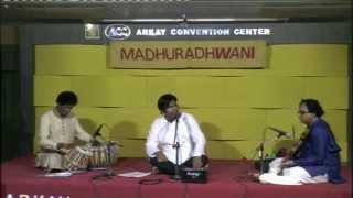 Shatadru Kabir -Hindustani Vocal with M A Krishnaswamy-Violin and Chandrajit on Tabla