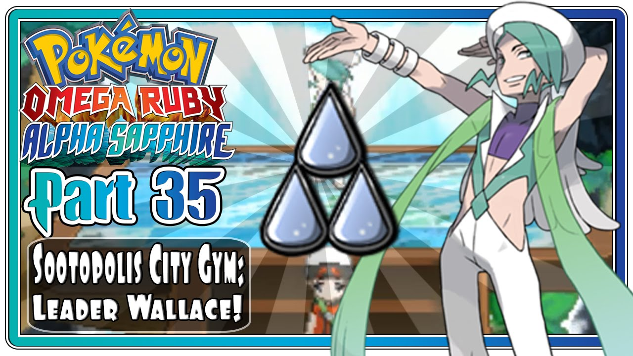 Pokemon Omega Ruby And Alpha Sapphire Part 35