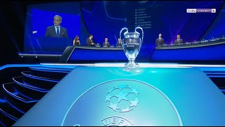 مباشر - قرعة دور مجموعات دوري أبطال أوروبا