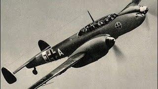 Тяжелый  истребитель Ме 110 (Bf.110)