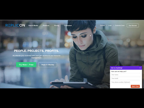 Replicon - How to add a new Expense Sheet