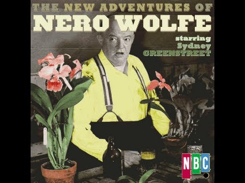 "The New Adventures of Nero Wolfe  -  ""Room 304""  04/27/51 (HQ) Old Time Radio Adventure/Detective"