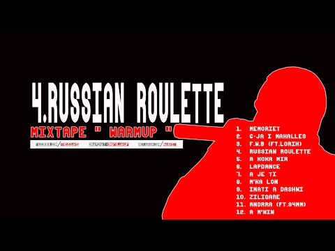 "Daris -  RUSSIAN ROULETTE [MIXTAPE ""WARMUP""]"