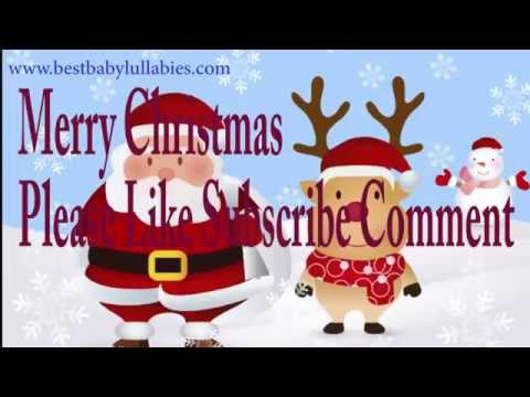 Christmas Songs Rudolph The Red Nosed Reindeer Happy Christmas Songs Lyrics  For Children and Baby
