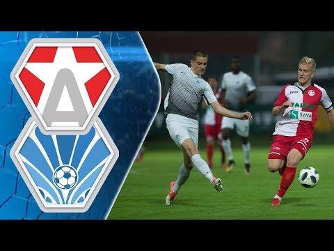 27. krog: Aluminij - Ankaran 1:1 ; Prva liga Telekom Slovenije 2017/2018