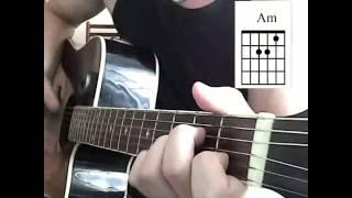 Агонь- Лето (Разбор на гитаре)