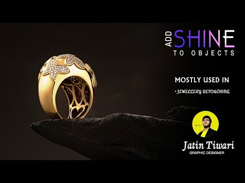 How to Retouch Jewellery In Photoshop