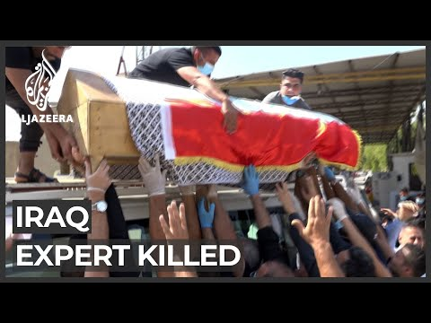 Iraq: Killing of prominent expert on armed groups sparks outrage