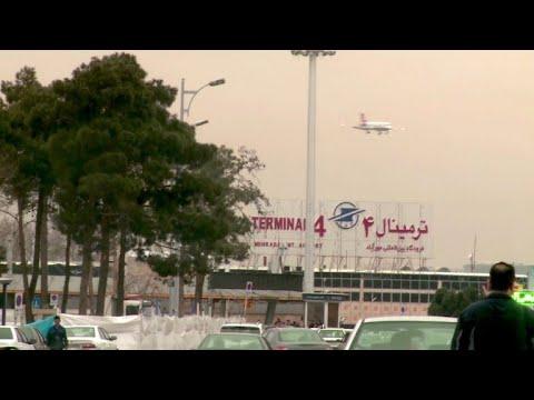 Passagierflugzeug mit 66 Insassen im Iran abgestürzt