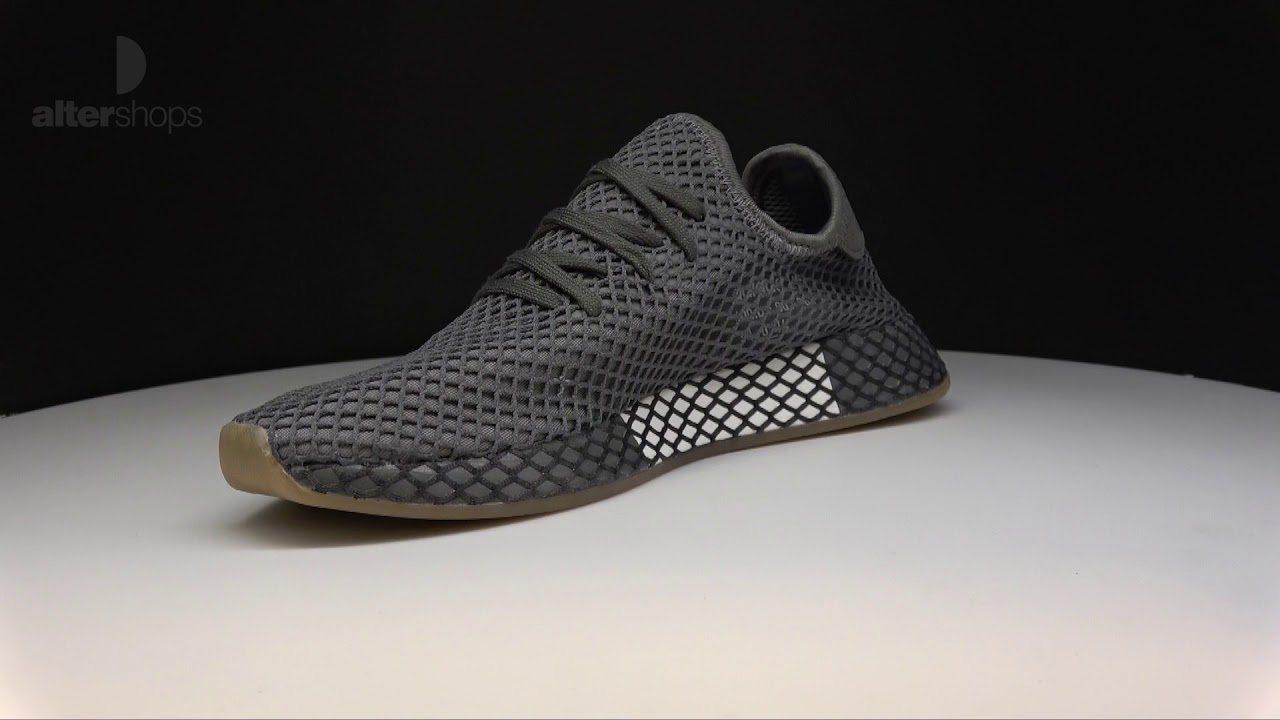 6fed992c6fd6e adidas Originals Deerupt Runner CQ2627 - YouTube