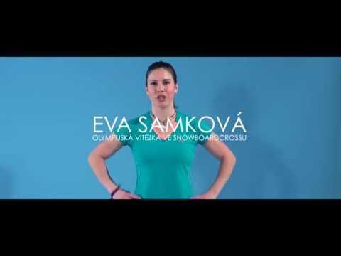 Eva Samková a její super pevné tělo