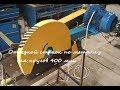 Поделки - Самодельный отрезной станок по металлу для кругов 400 мм
