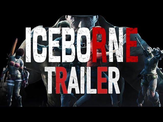 Resident Evil x MHW Iceborne - Trailer