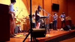 広島のパスピエコピーバンド 2013紫苑祭@県立広島大学.