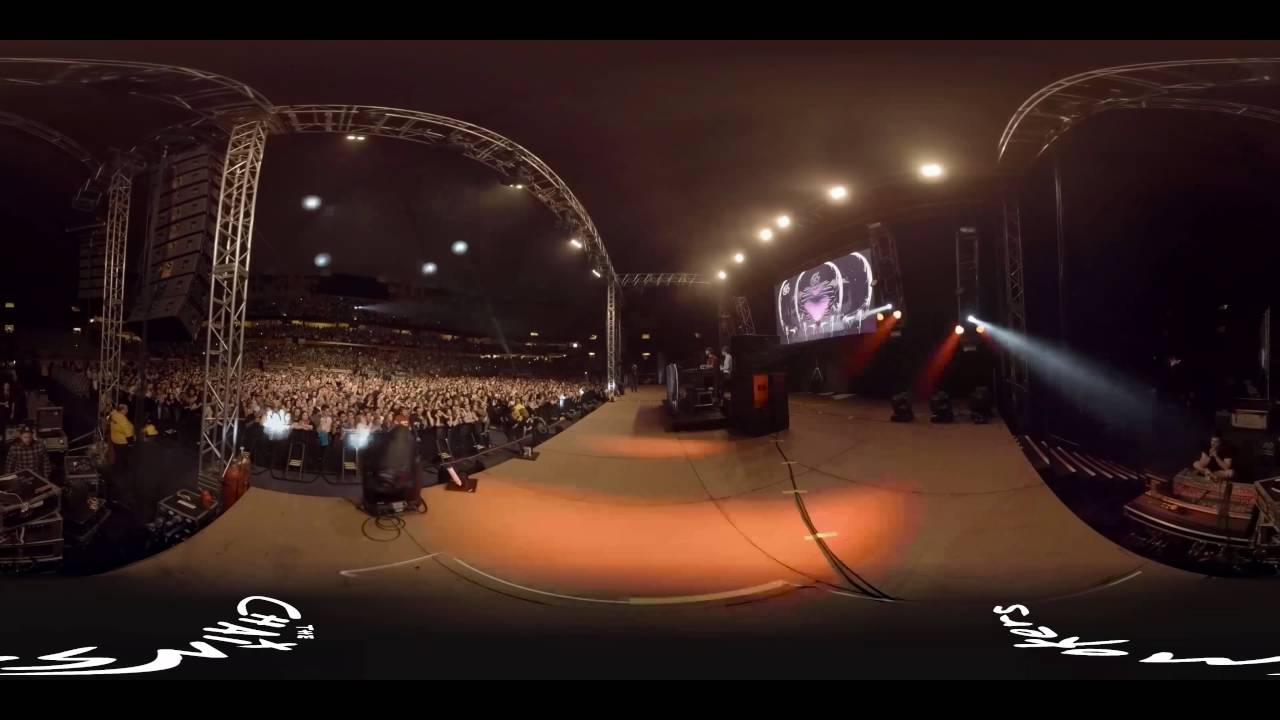 The Chainsmokers LIVE 360 @ Syracuse