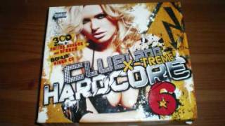 Clubland X-Treme Hardcore 6 - All Out Of Love - Keira Green - CD 2 - Track 7