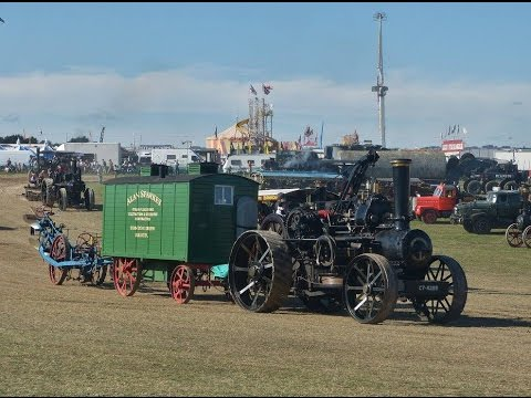Great Dorset Steam Fair - 26/08/2016