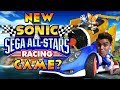 New Sonic The Hedgehog Racing Game? (Thoughts & Predictions)