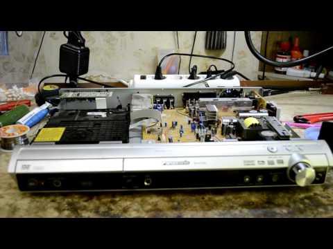 Panasonic SA-HT540 ошибка F61
