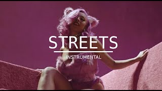 Streets - Doja Cat (instrumental) | one hour loop