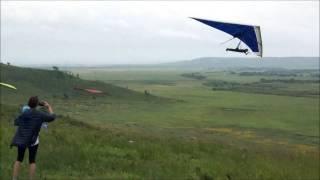 Уссурийск, Борисовка в День авиации