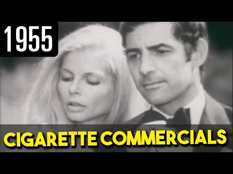 Cigarette Commercials (1950s)