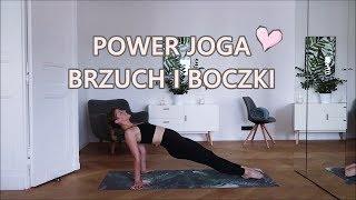 Power Joga na Płaski Brzuch i Boczki - Vinyasa Flow