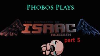 The Binding of Isaac: Rebirth [5] SLUG TRAIL #LetsGrowTogether