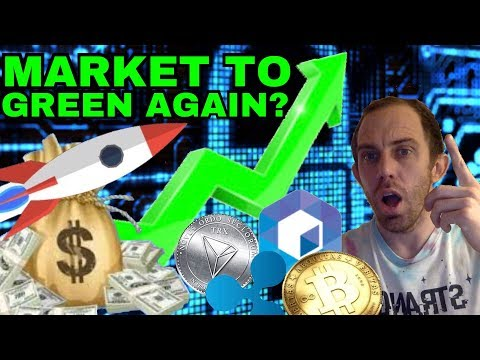 Is this the 2nd market crash? When is the market rebounding? - Market to be green again soon!