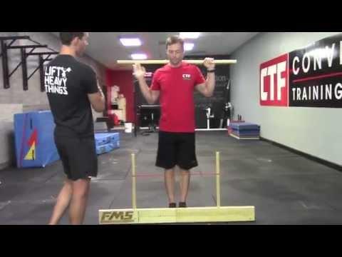 FMS - the Hurdle Step
