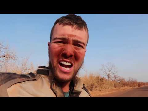 Motorcycle Tour of Africa Part 4 - Senegal & The Gambia