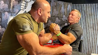 VREZH IS BACK! UAL NV State Arm Wrestling 2020 Left Open/ Pro