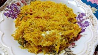 நாளைக்கு டிபன் ல முட்டை சேமியா செஞ்சு குடுங்க | Muttai Semiya Recipe Seivathu Eppadi